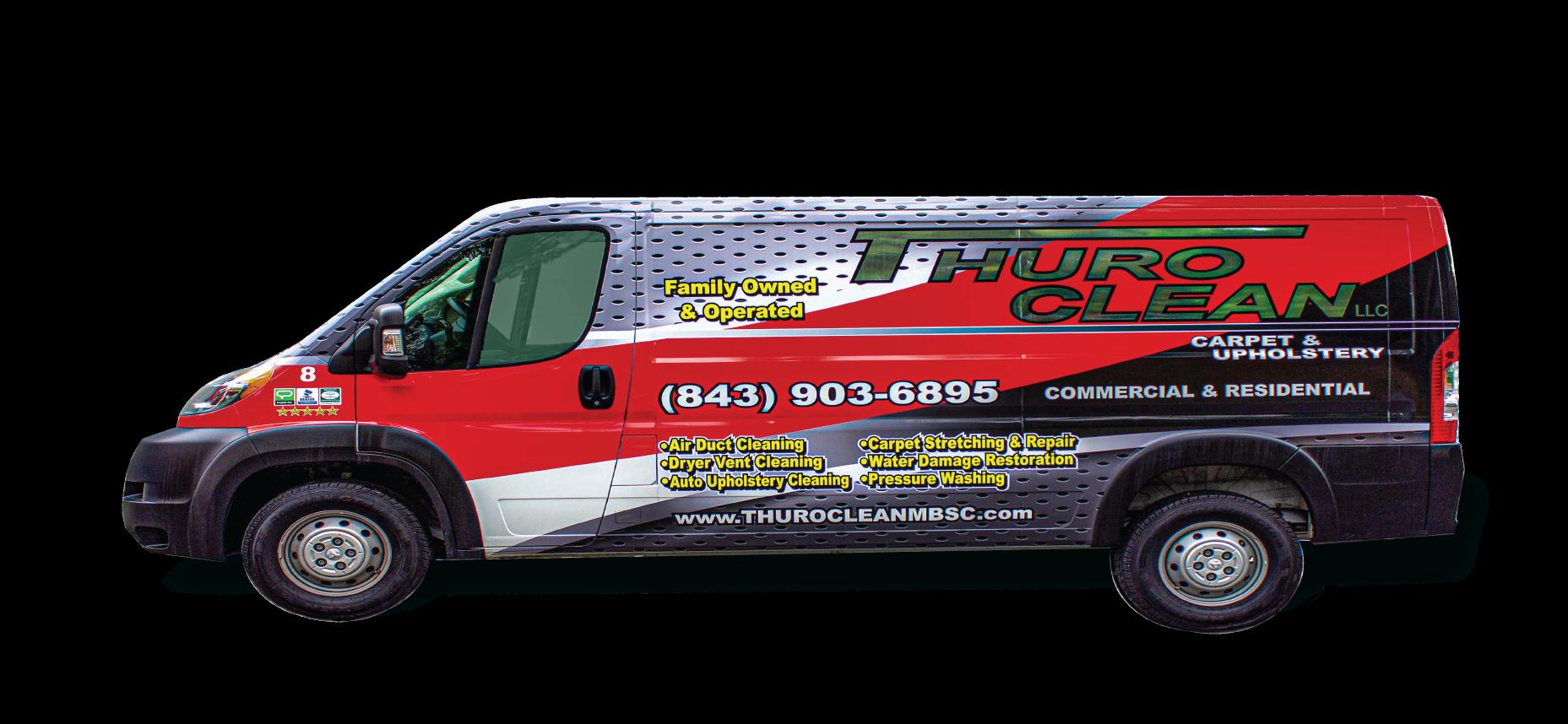 Thuro Clean Carpet, LLC.